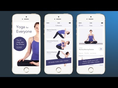 5 Best Free Yoga Apps For You in 2019