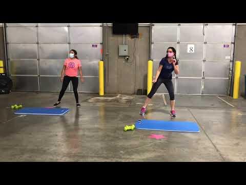 16-Min Workout