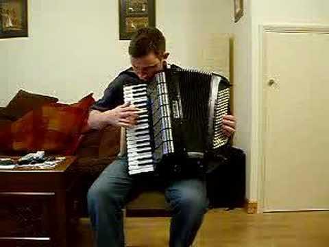 Spanish Gypsy Dance (Accordion)