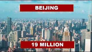 CHINA   10 LARGEST CITIES