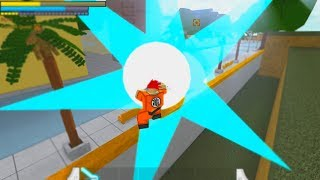 KAME-HAME-HAAAA!!! - Stand final Roblox Dragon Ball