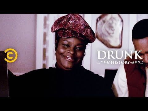 "Jazzmine Phoenix - The Drunk History Story Behind ""Rapper's Delight"" - HILARIOUS!"