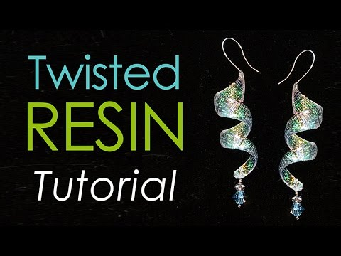 Twisted Resin  by  little-windows.com
