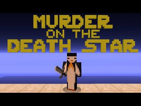 Minecraft Xbox - Murder Mystery - Star Wars (Death Star)