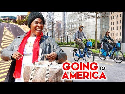 Going To America Full Movie - Mercy Johnson 2021 Latest Nigerian Nollywood Movie Full HD