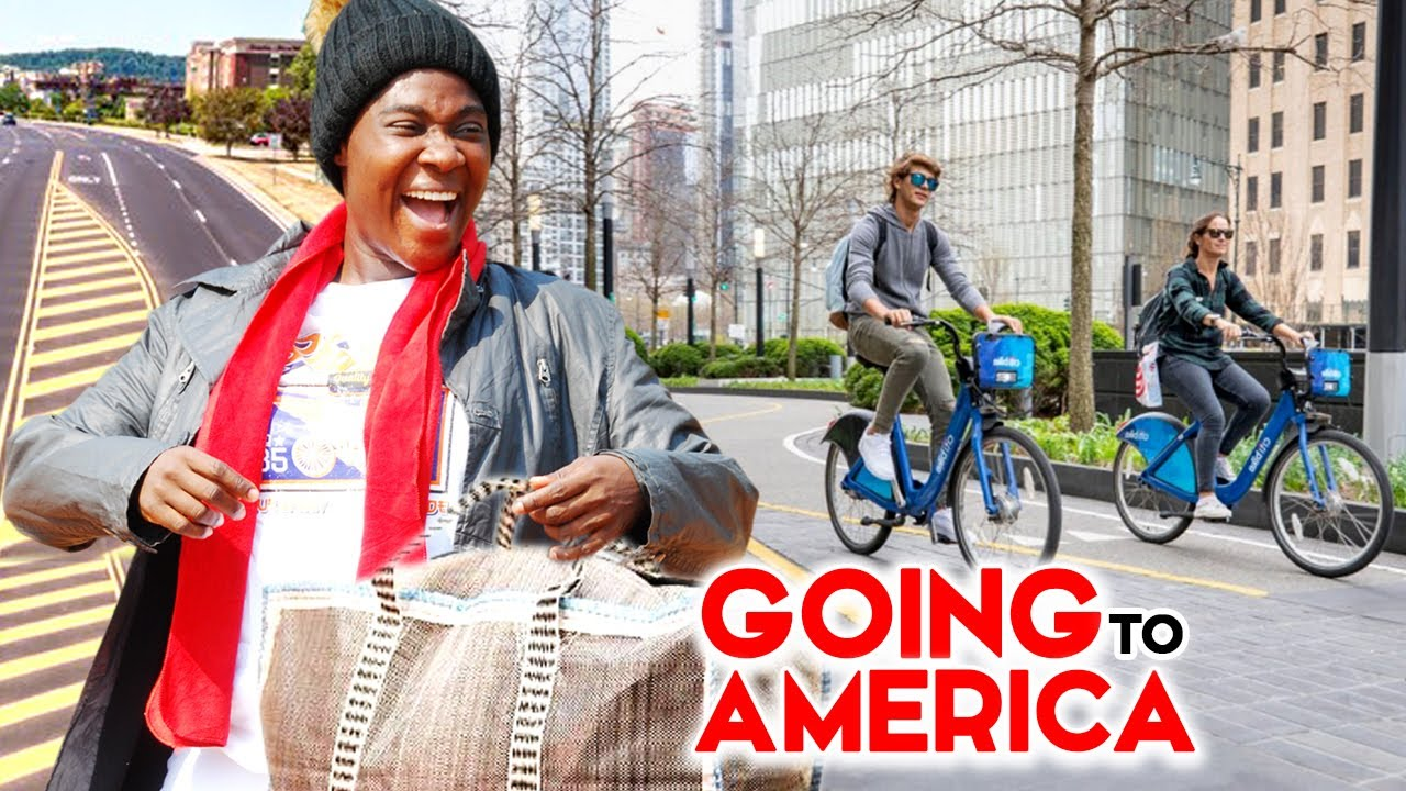 Download Going To America Full Movie - Mercy Johnson 2021 Latest Nigerian Nollywood Movie Full HD