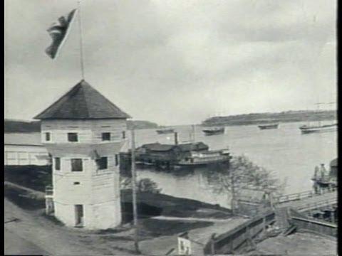 Nanaimo Harbour History