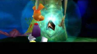 Rayman 2 The Great Escape boss Froutch