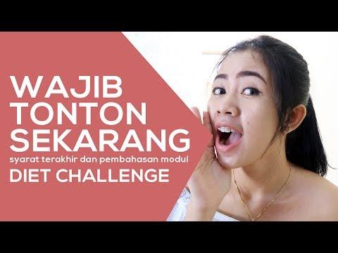 WAJIB TONTON BAGI KALIAN YANG IKUTAN DIET CHALLENGE !!!!