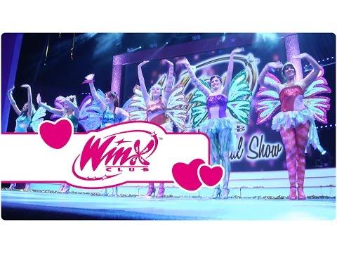 Winx Club Musical Show: 10 anni di magia - Sul palco con le Winx!