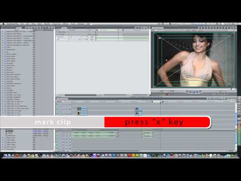 Final Cut Pro Tutorial #12: Music Video Effects Volume 2