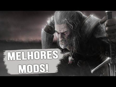 5 MELHORES MODS THE WITCHER 3! thumbnail