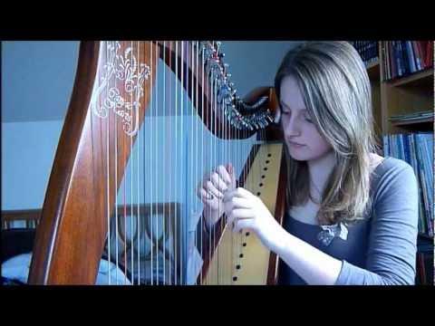 A Thousand Years - Christina Perri (Harp Cover)