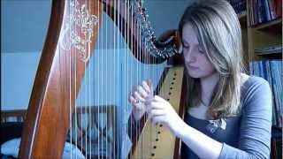 A Thousand Years - Christina Perri (Harp Cover)