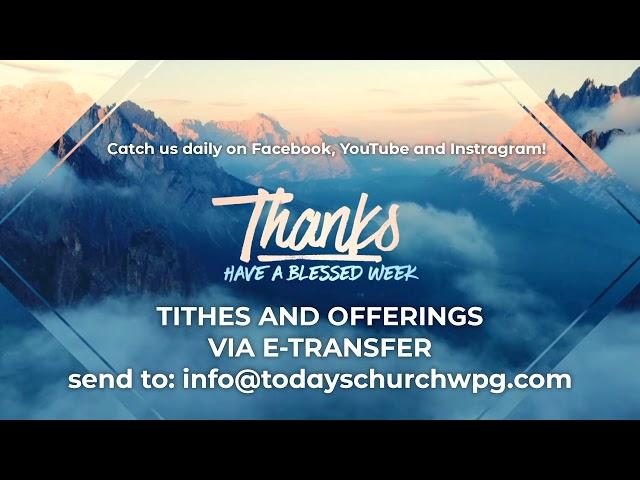 Bring it to the Light! | Bernadene & Jermaine Bagalay | Today's Church Online (Jan 17, 2021)