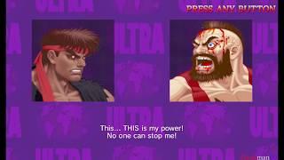 Download Video Ultra Street Fighter II Evil Ryu Arcade MP3 3GP MP4
