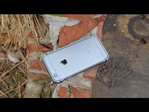 Aircraft Grade Metal + iPhone 6 = Best Case Ever? (VESEL Metal Series)
