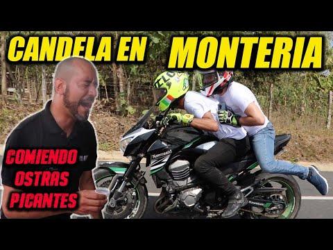 CANDELA EN MONTERIA | RODADA Y EVENTO RIDERSTORE MONTERIA #FULLGASS