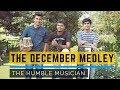 Manju Pole | Tere Bina | O Rangrez | Mazhathullikal | Kabira | The December Medley |