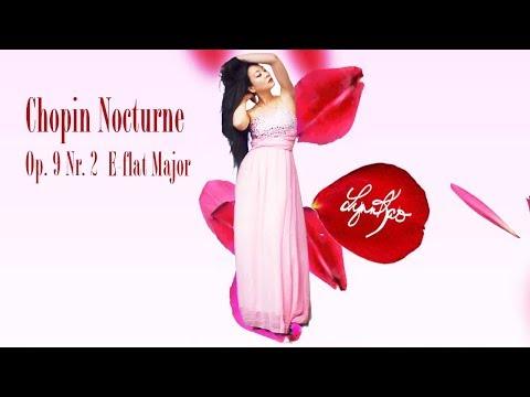 Chopin E-flat Major Nocturne, Op. 9 Nr. 2, Lynn Kao, Romantic Piano Music