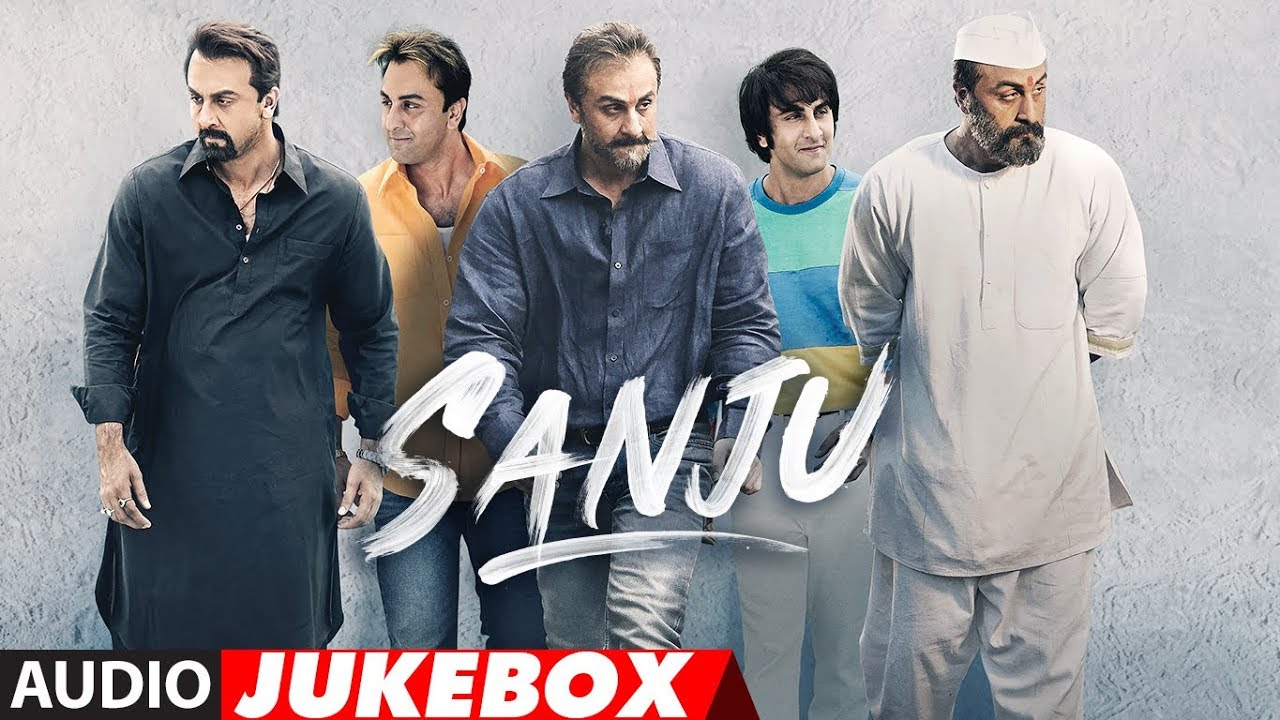 Full Album: SANJU   Ranbir Kapoor   Rajkumar Hirani   Audio Jukebox