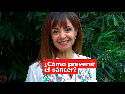 ¿Cómo podemos prevenir el cáncer?