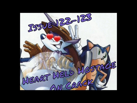 Issue 122-123 Heart Held Hostage On Crack