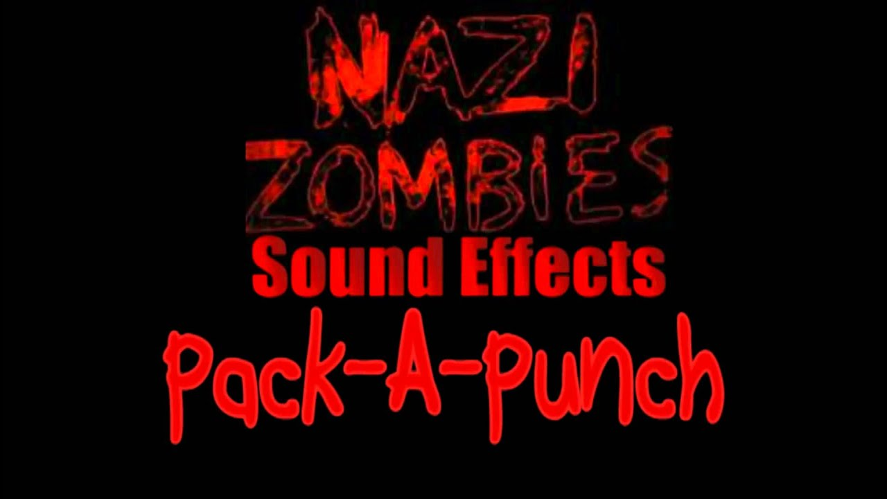 Pack-a-Punch Sound Effect HQ
