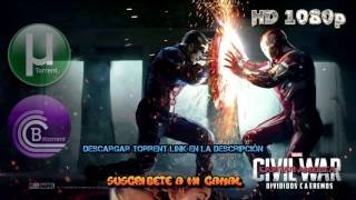 DESCARGAR CAPITAN AMERICA CIVIL WAR AUDIO LATINO TORRENT