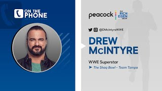 You Won t Believe the Persona the WWE Originally Planned for Drew McIntyre The Rich Eisen Show