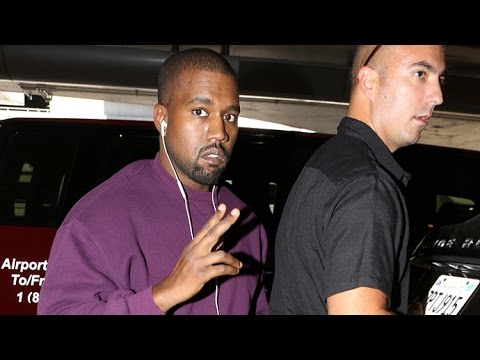 Kanye West Asked If He Will Run in 2020 With Trump Win