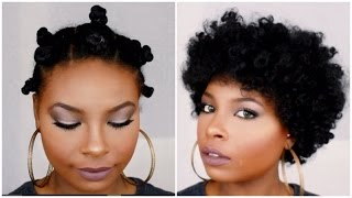 Download Bantu Knot-Out (Short Hair) | Sekoya Hicks Mp3 and Videos