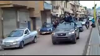 اغاني جيش الحر السوري البطل المنصور انشاء الله منصوره(6)