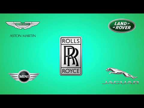 British Car Brands Name And Logo || All About Car