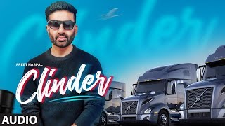Preet Harpal: CLINDER (Full Audio Song) | Jaymeet | Latest Punjabi Songs