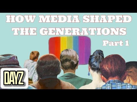 HOW MEDIA SHAPED THE GENERATIONS : RADIO & THE TEENAGER (201