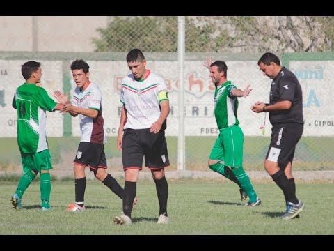 Liga Confluencia: Fernández Oro 3 - 2 Círculo Italiano (goles)