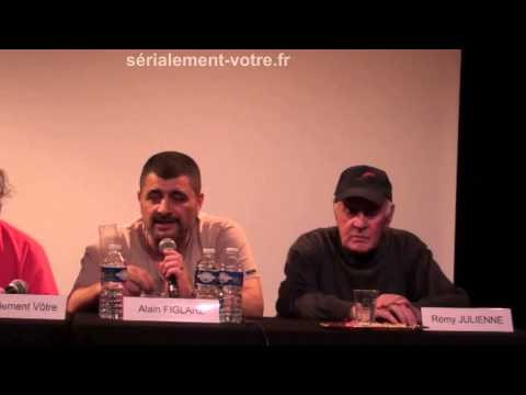 Alain Figlarz 1er printemps des séries et du doublage