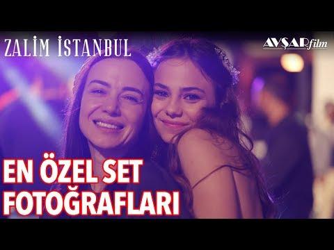 Zalim İstanbul Dizisinin Setinden En Özel Kareler (1. Sezon)