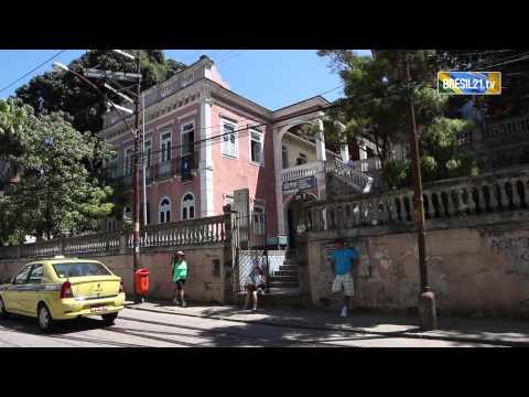 Rio, le quartier ou il faut vivre! Le petit quartier de Santa Teresa à Rio de Janeiro
