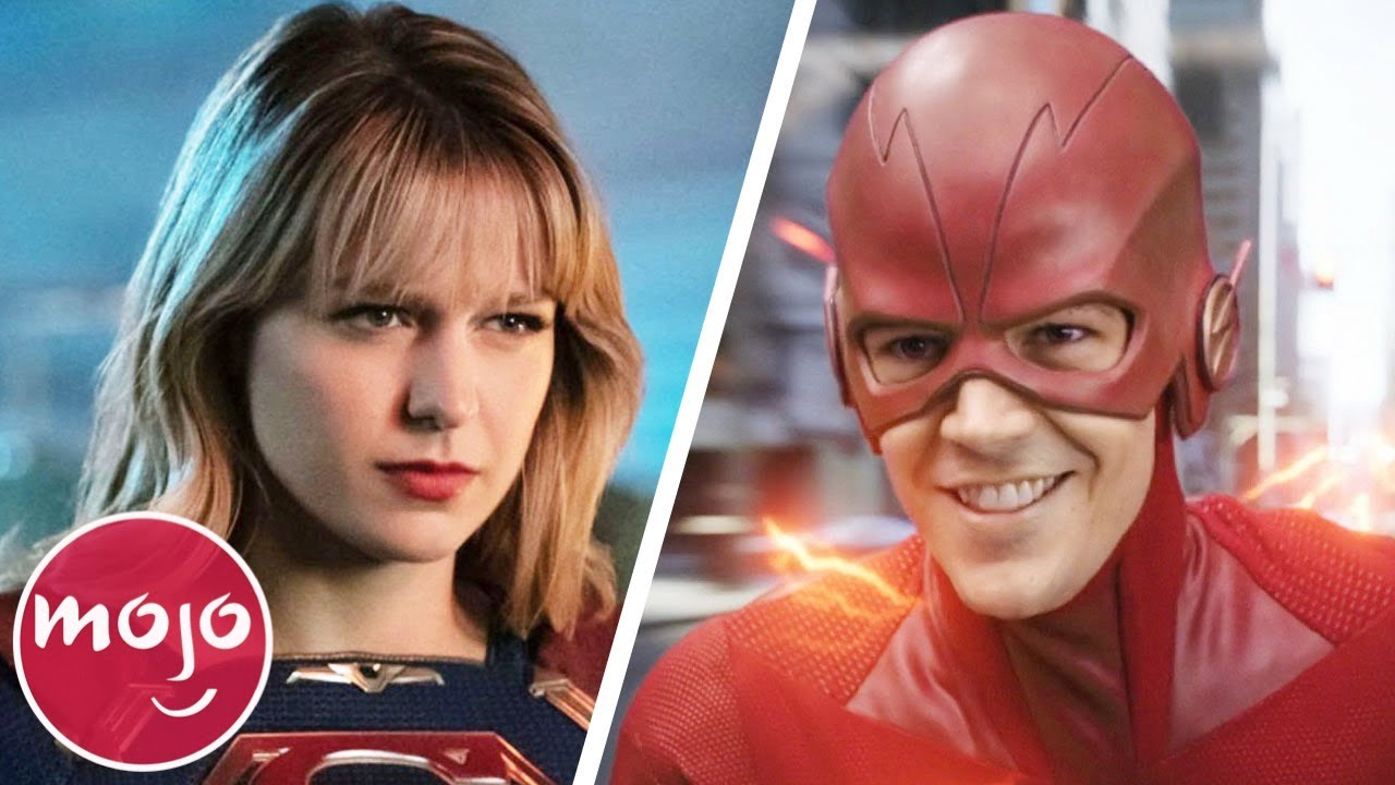 Download Every CW Superhero Show: RANKED!