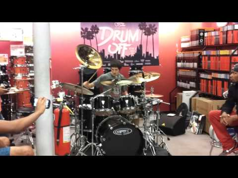 Drum off store final