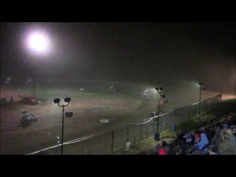 Butler Motor Speedway Sprint Feature 8/5/17
