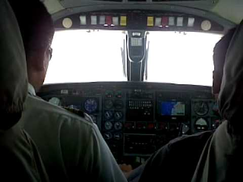 PIPER CHEYENNE TAXI AND SHUTDOWN COLOMBIA (SKBQ)