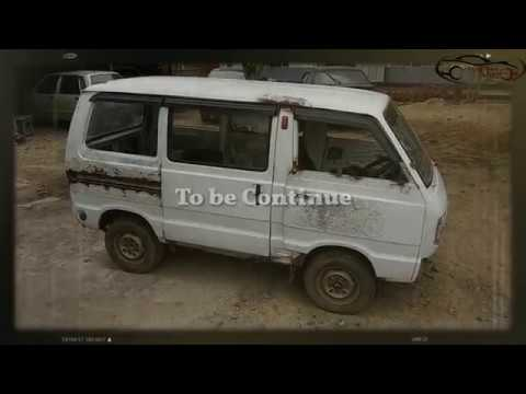 Maruti Van restoration || body fabrication || part 1
