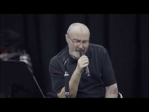 Phil Collins - Not Dead Yet Rehearsal (Facebook Live) - 20.11.2017 - HQ