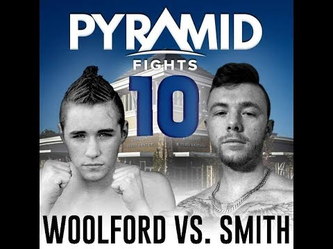 Pyramid Fights 10 Cameron Smith v Chris Woolford
