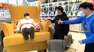『IKEA原宿』で開店前に爆買い!!