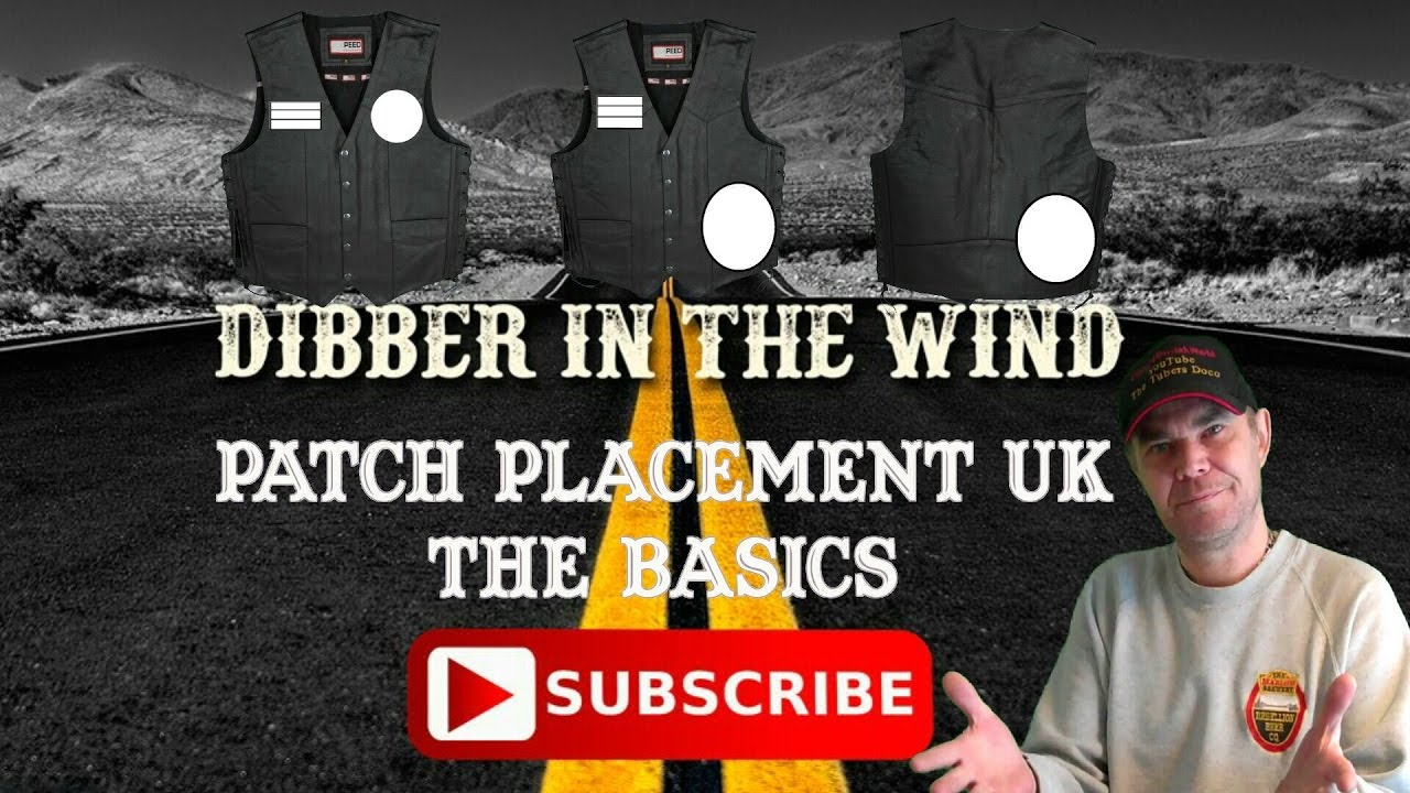 MC MCC RC Patch Placement UK - UK & IRELAND Rally & Event Dates - Music  Venues UK