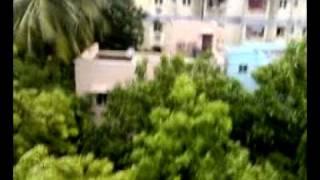 Laila Cyclone in Chennai